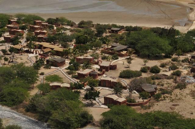 Photo 5 du Bienvenue à l'Ecolodge de Palmarin, séjour au bout du monde dans un site rare et époustouflant.