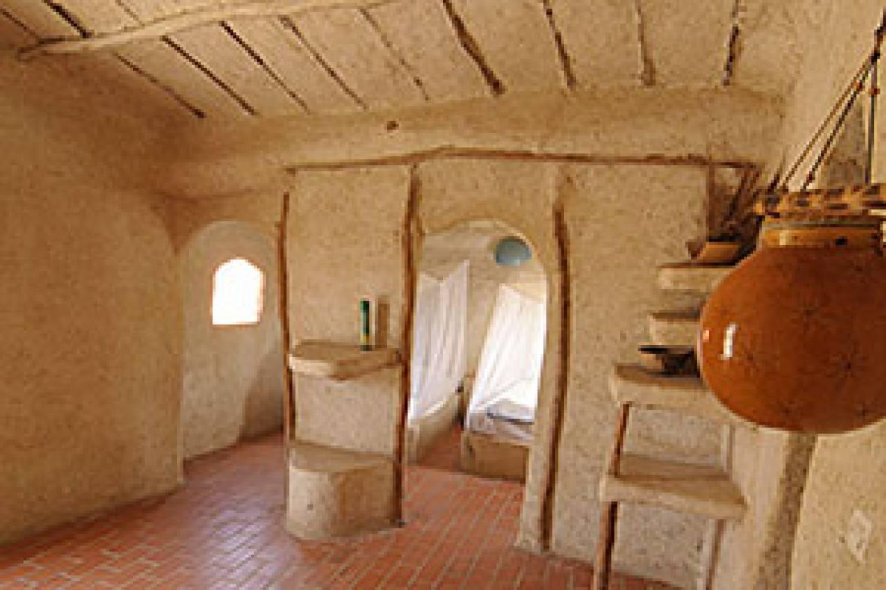 Image Les chambres de l'Ecolodge de Palmarin